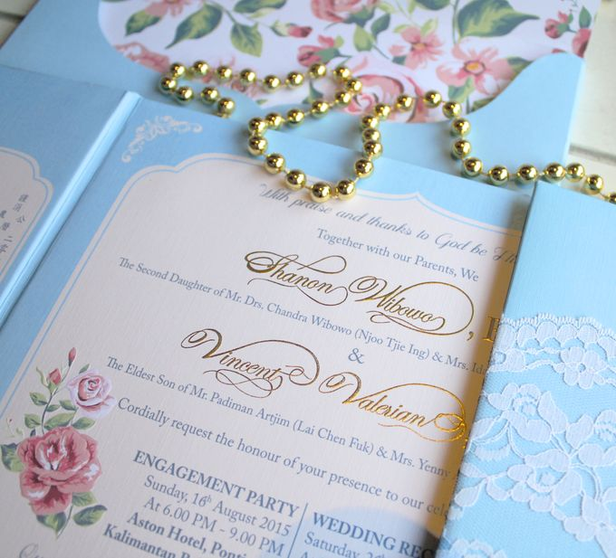 Vincent and Shanon Wedding by Jolly's Little Dreams - 006
