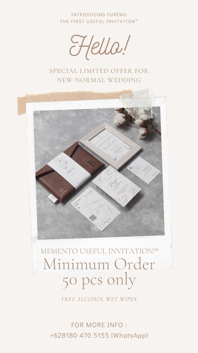 NEW NORMAL OFFER : min. order 50 pcs + FREE Wet Wi by Furēmu - 002