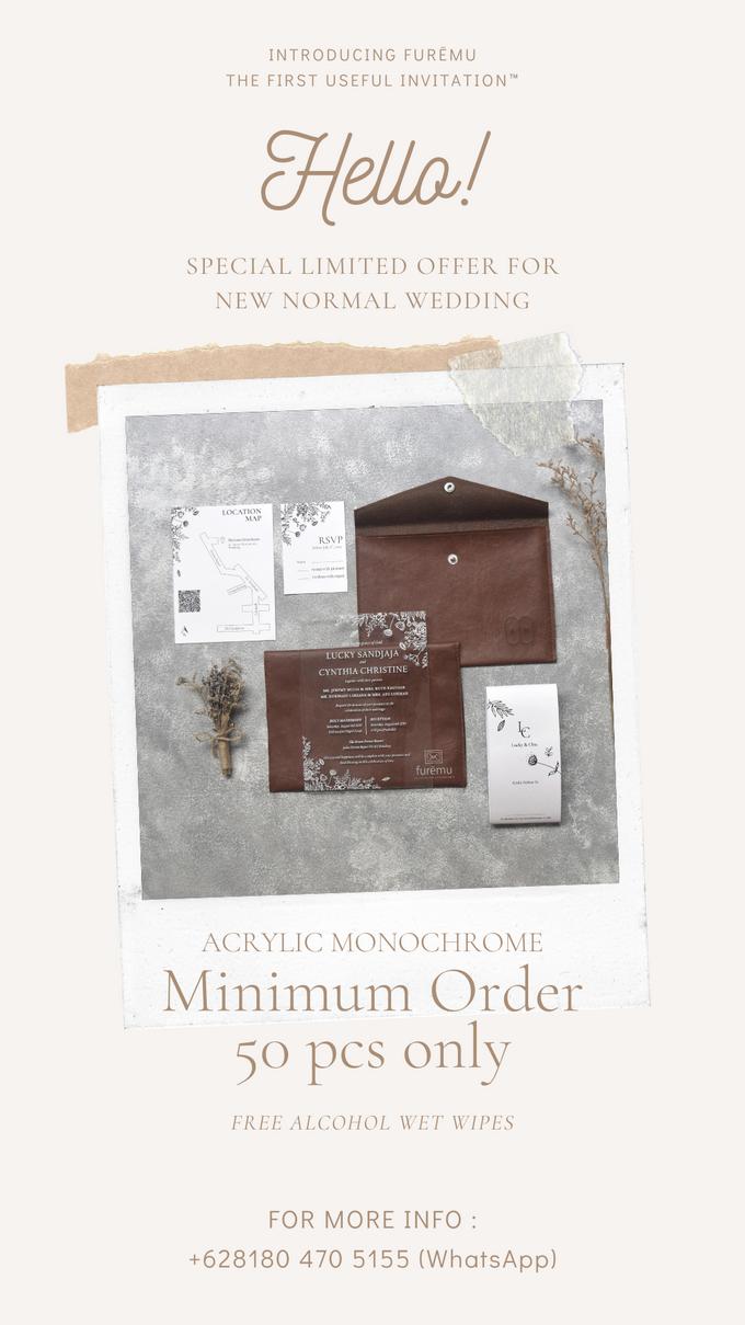 NEW NORMAL OFFER : min. order 50 pcs + FREE Wet Wi by Furēmu - 001