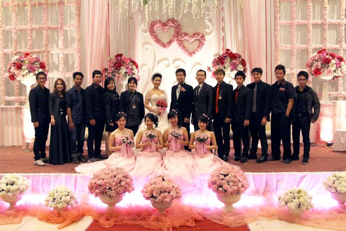 The Wedding Of Christopher & Anne by Classic Pagar Ayu - 001