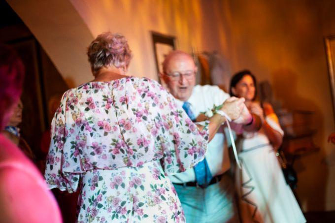English wedding in the vineyard by La Bottega del Sogno - 031