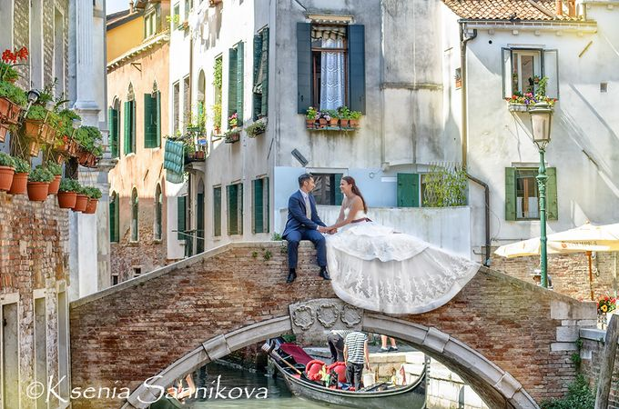 Wedding Photography by Ksenia Sannikova Photography - 002