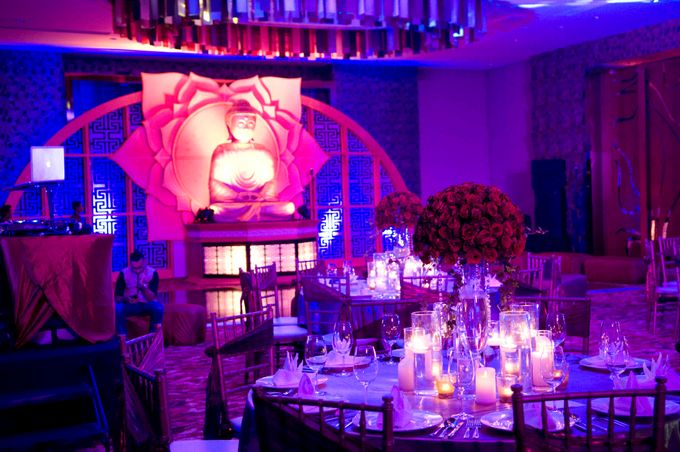 Sangeet Decoration by Butterfly Event Styling - 006