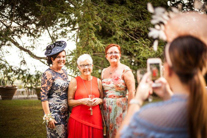 English wedding in the vineyard by La Bottega del Sogno - 012