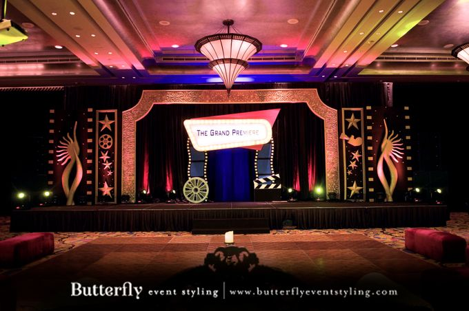 Sangeet Decoration by Butterfly Event Styling - 015