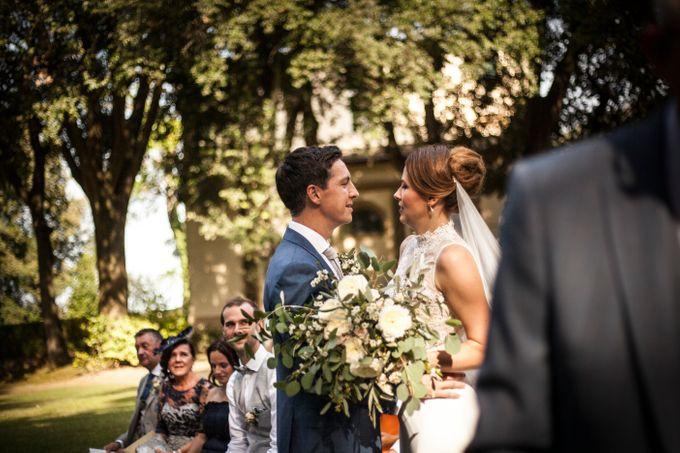 English wedding in the vineyard by La Bottega del Sogno - 014