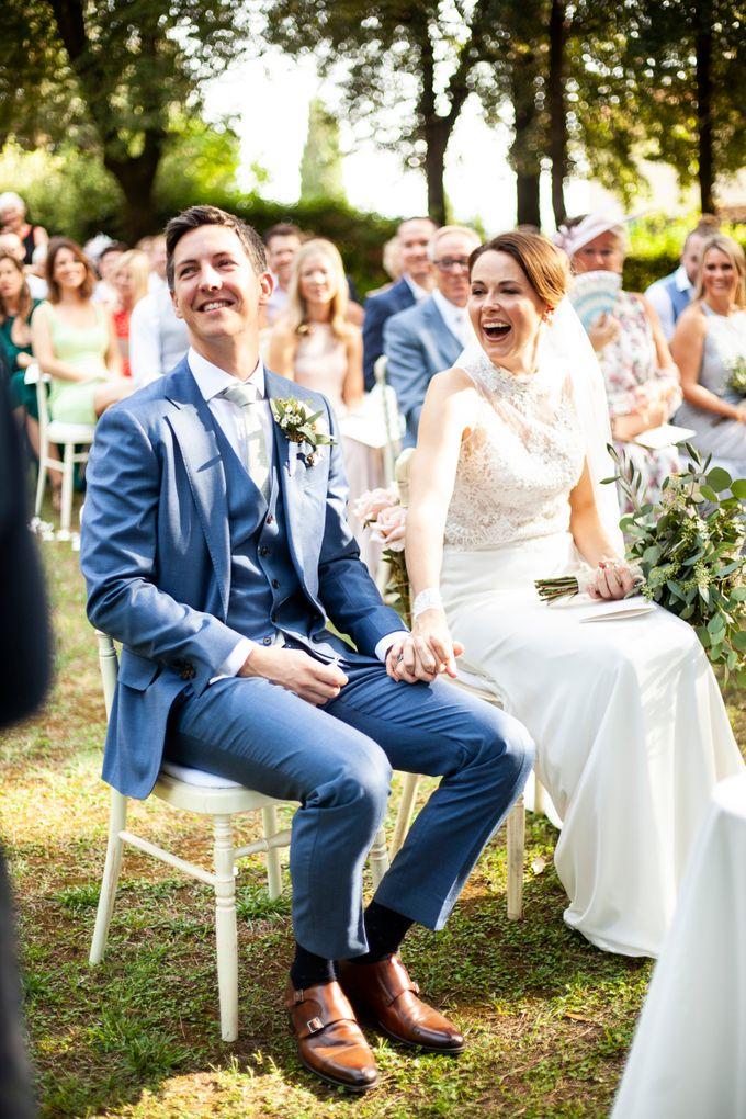 English wedding in the vineyard by La Bottega del Sogno - 016