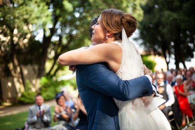 English wedding in the vineyard by La Bottega del Sogno - 017