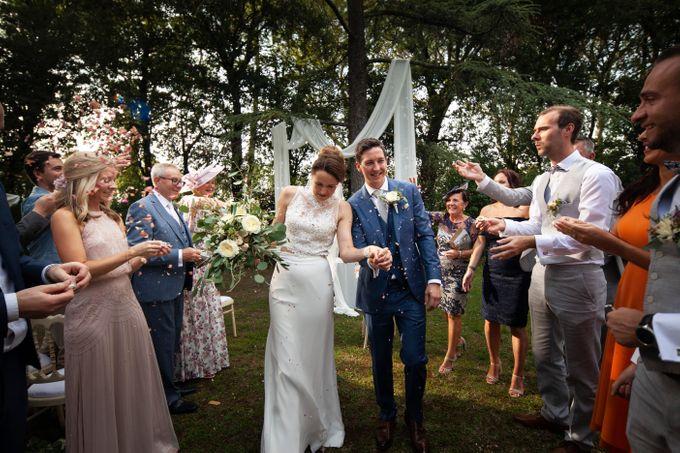 English wedding in the vineyard by La Bottega del Sogno - 018