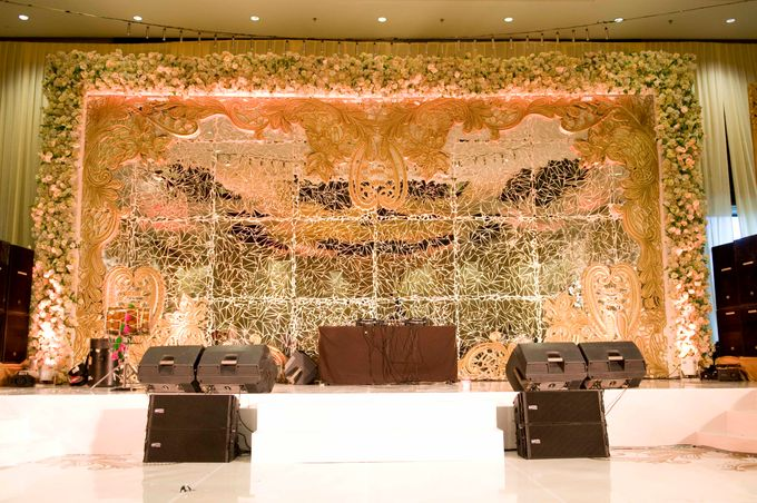 Sangeet Decoration by Butterfly Event Styling - 010