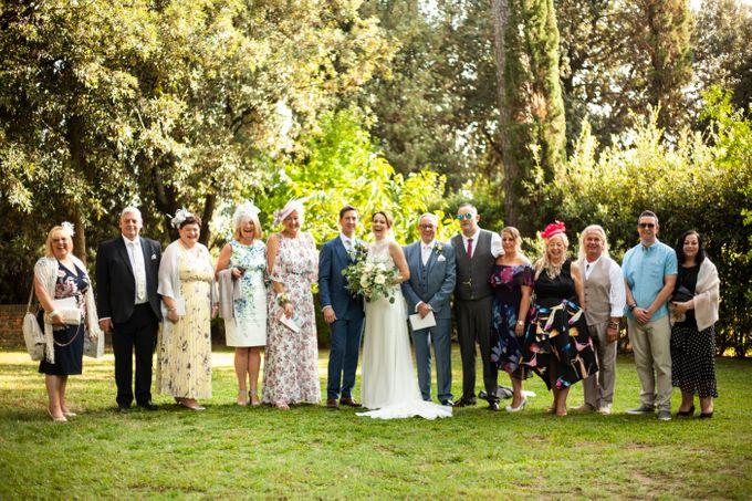 English wedding in the vineyard by La Bottega del Sogno - 019