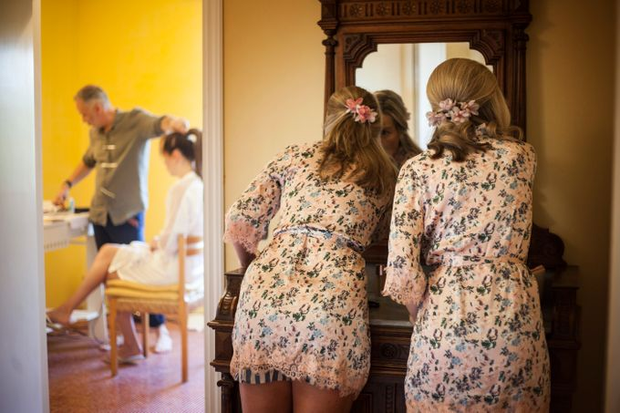 English wedding in the vineyard by La Bottega del Sogno - 005