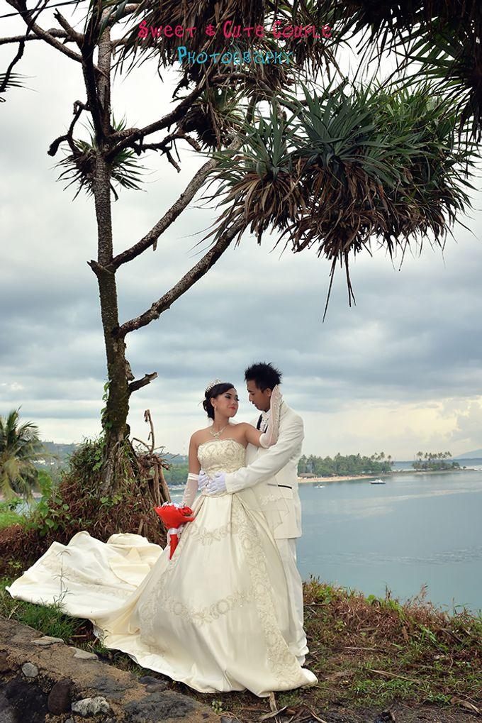 uinda n tata from Medan by Sweet & Cute Couple Photography - 001