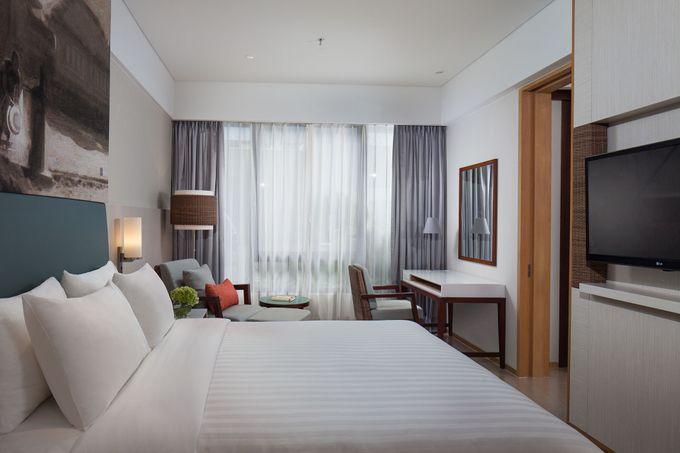 Rooms & Suites by Courtyard by Marriott Bali Seminyak - 007