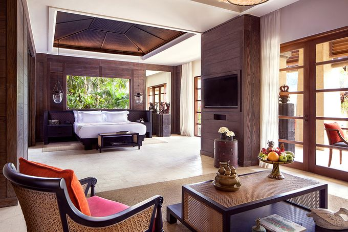 Resort overview by Mandapa, a Ritz-Carlton Reserve - 001