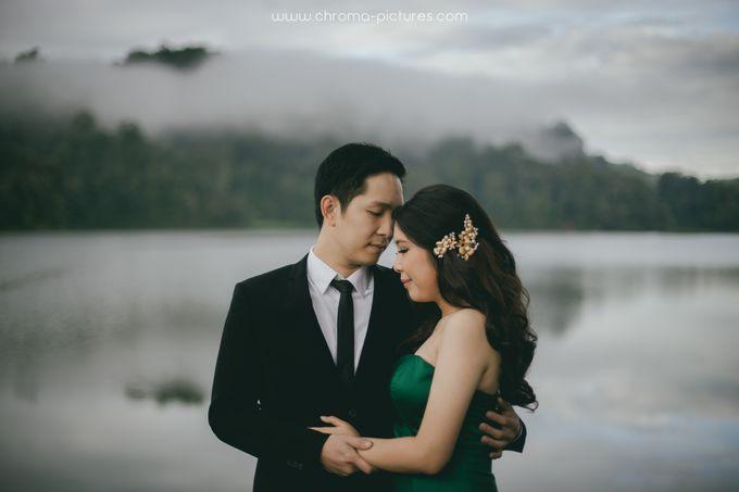 Derrick & Sonia Prewedding by Chroma Pictures - 001