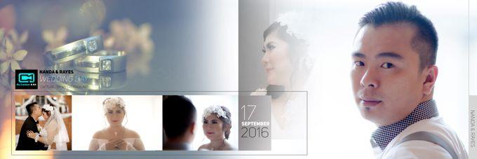 Nanda & Rayes Wedding by My Creation Art - 003
