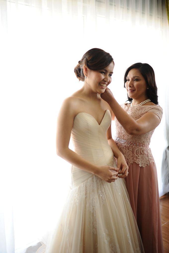 KrinceForever Wedding Entourage Dresses by Sarah Oxales | Bridestory.com