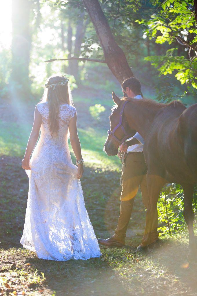 Paige & Pauls Boho Wedding by Dream Bella Photography - 001