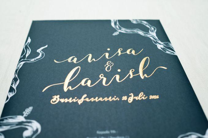 Nisa & Harish by Mejikpot - 001