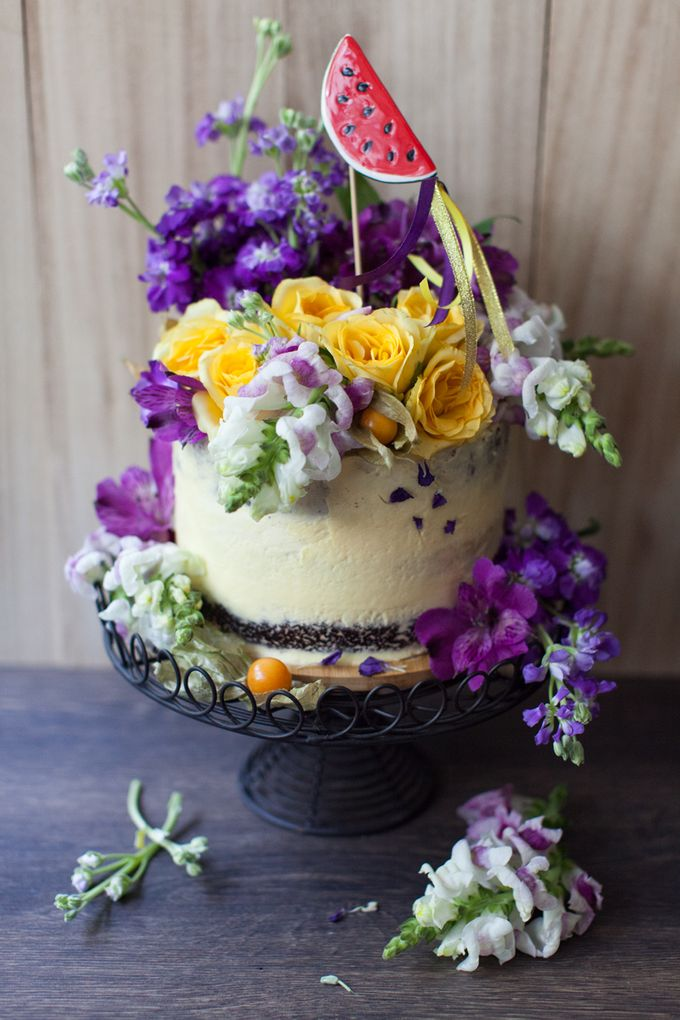 Luscious Blooms by Cake & Wildflour - 002