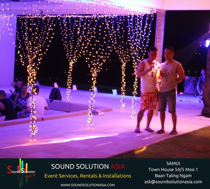 Gerry and Jesse's Wedding by Go Samui Catering - 001