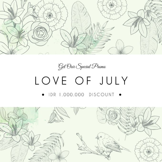 Promo - Love of July by Sir Johns .Co - 001