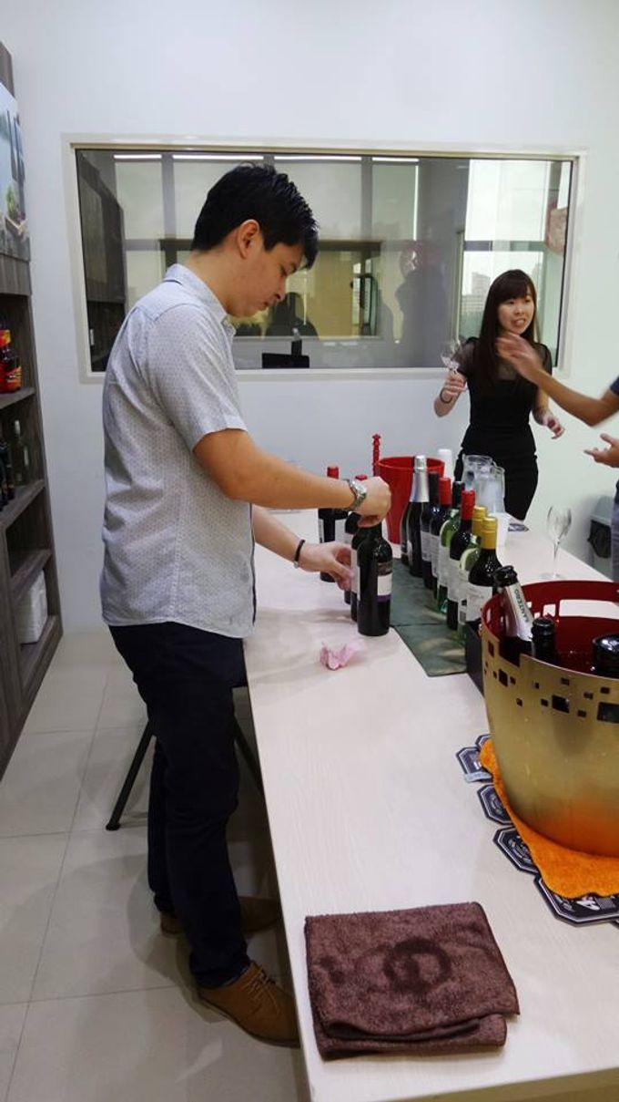 Wedding Wine Tasting at our New Office by Barworks Wine & Spirits Pte Ltd - 006