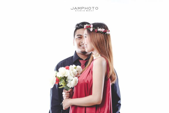 prewedding from kak chalista & kak fachrul by JaMphotostudio - 001