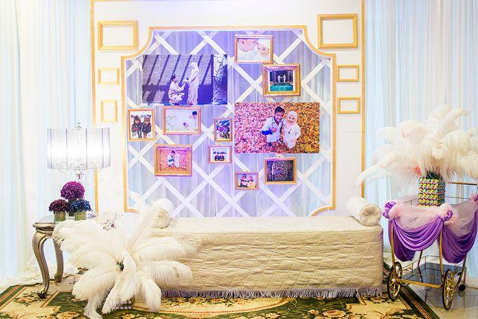 Liyana & Fairuz - Reception by Cubic Foto by PlainPaperpaint Production - 001