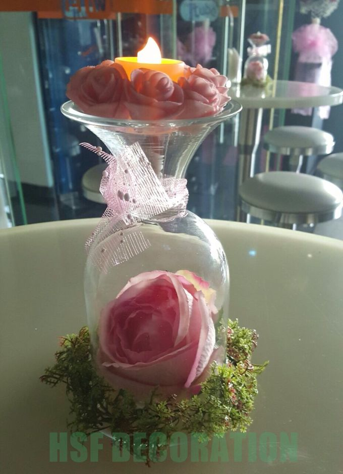 Dekorasi Ulang Tahun by Home Smile Florist - 001