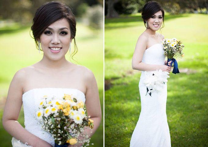 Sunshine outdoor wedding by SS Florist - 001