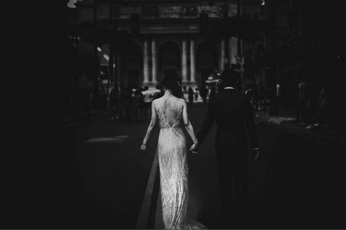 PRE WEDDING PHOTOSHOOT-B&W SERIES by Stylelease - 003