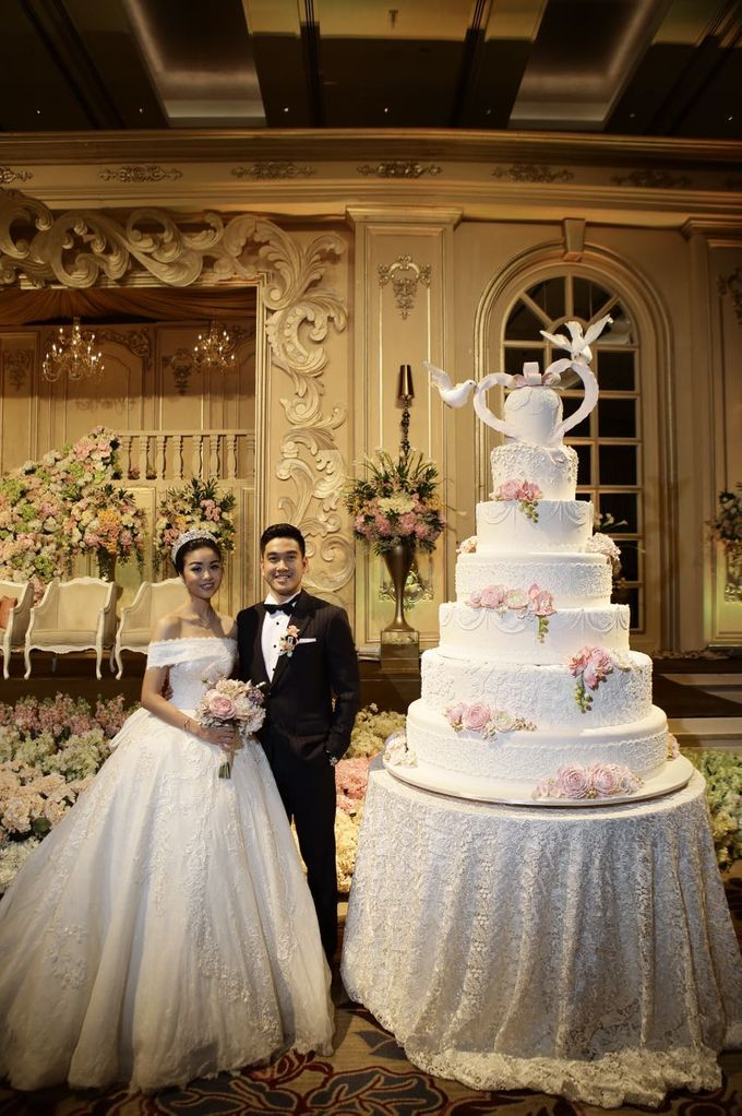 Giovanni & Audrey by Fairmont Jakarta - 004