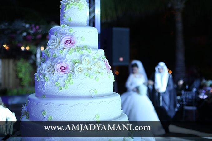 VINTAGE Y by AMJAD YAMANI wedding designer - 002