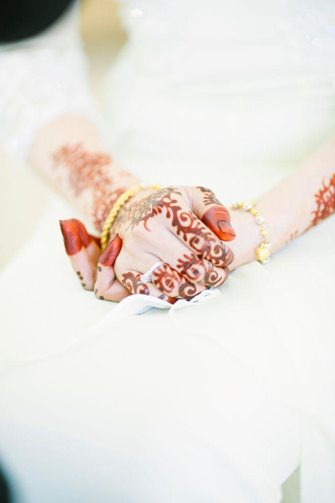 NABILAH & AMIRUL by The Rafflesia Wedding & Portraiture - 001