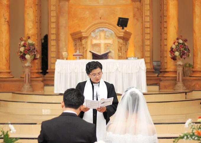 The Wedding of Lia & Robert by Rise Studio - 007