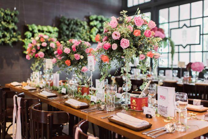 A Halia at Raffles Hotel Wedding Showcase 2015 by The Halia - 001