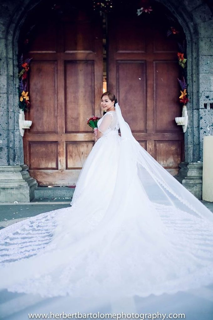 Grace and Paulo Nuptial by Image Chef Photography - 001