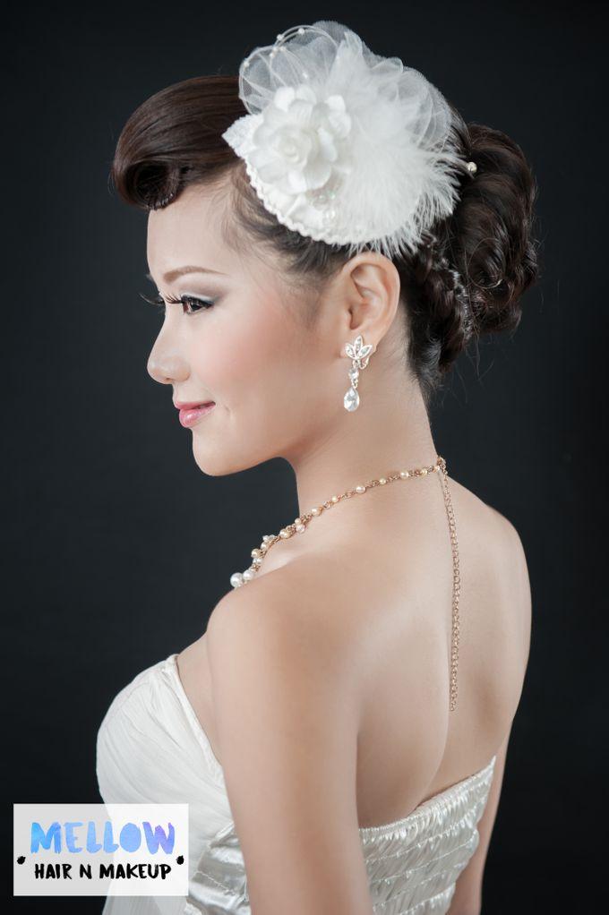 Bridal Photoshoot Hair & Makeup by Mellow Hair & Makeup - 002