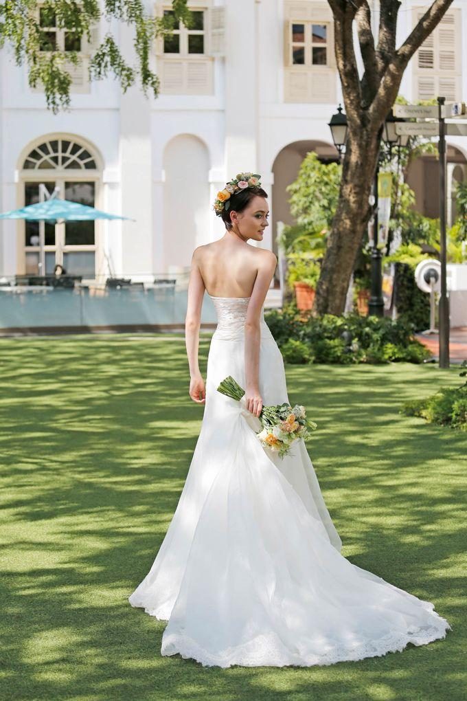 Lookbook: Into The Wild by Z Wedding Design - 001
