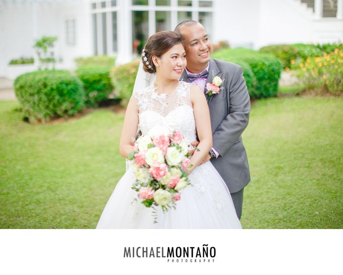 Gecyl & Melvin Wedding Day by Michael Montaño Photography - 001