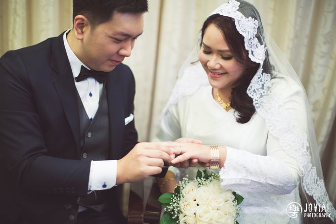 Wedding Actual Day & Pre Wedding by Jovial Photography - 001