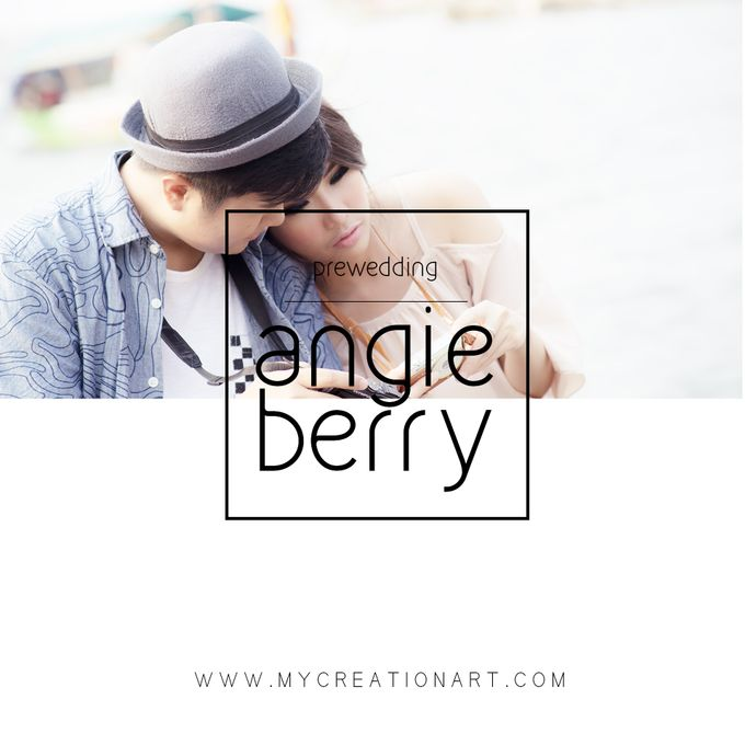 Berry & Angie by My Creation Art - 001