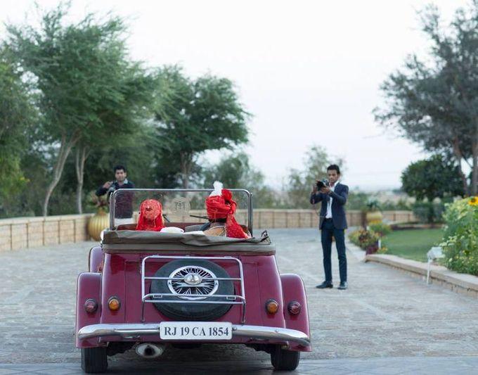 wedding at jaisalmer by Yesha Weddings Destination Wedding Planner - 001