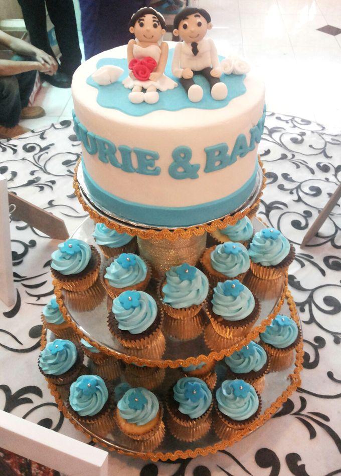 Wedding Cupcake By Hallo Cupcakes Bridestory Com