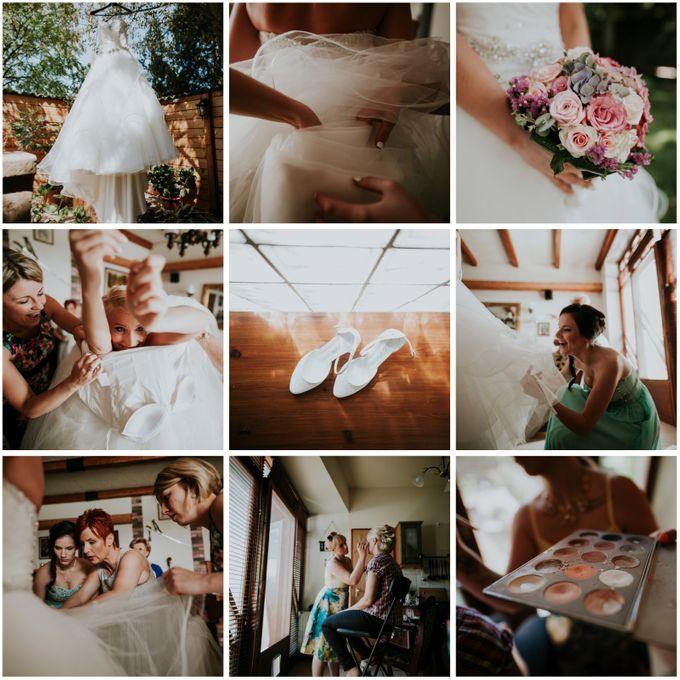Reka & Krisztian wedding by Peter Simon Photography - 001