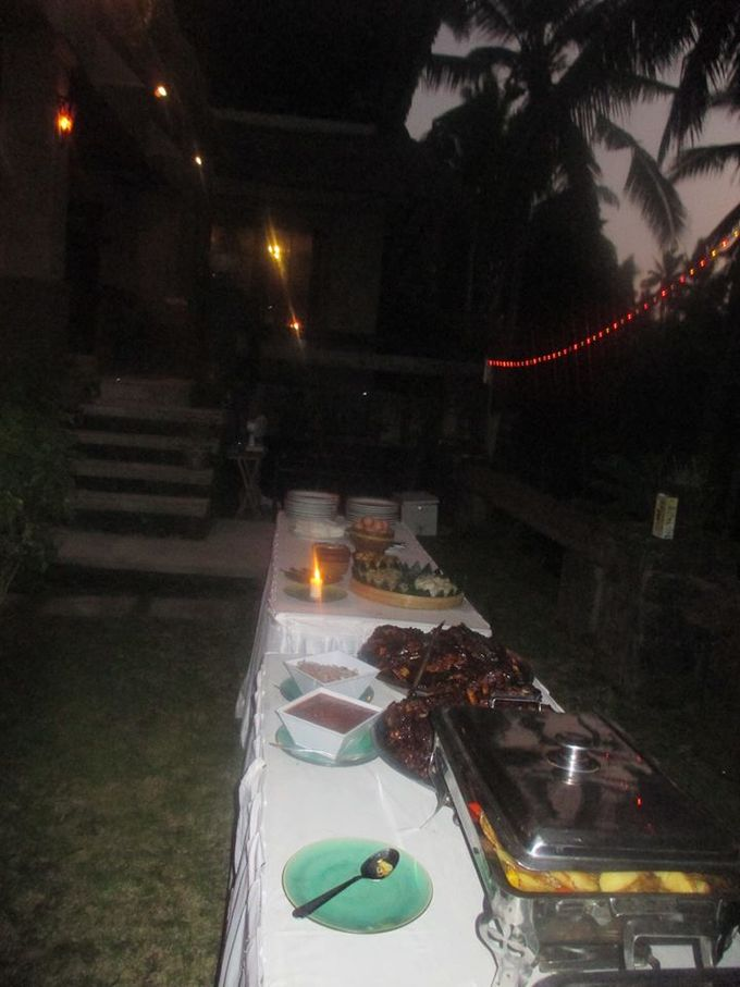 BBQ Party at Private Villa in Gianyar by RG Bali Catering Services - 004