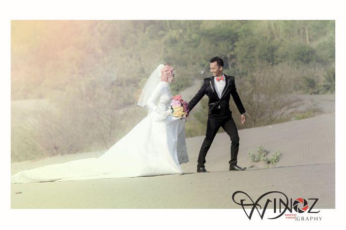 Prewedding Arif & Desty by WINOZ PHOTOVIDEOGRAPHY - 001