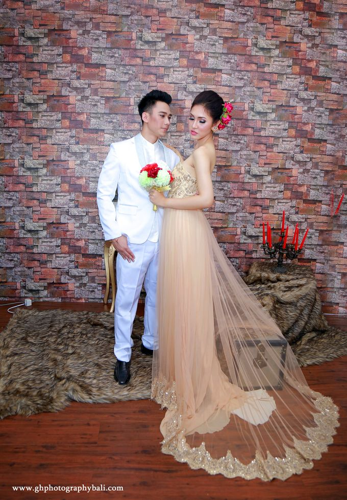 Prewedding bridal/bride by Imagine Photography & Design - 001